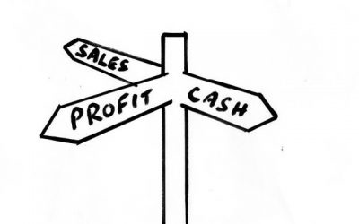Profits are Sanity, Sales are Vanity