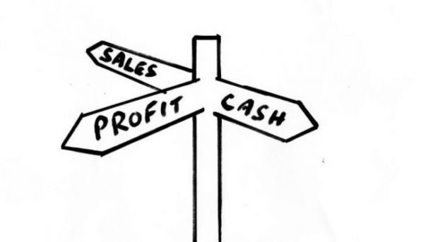 Profits are Sanity, Sales are Vanity